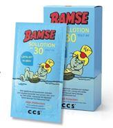 Bild på Bamse by CCS Sollotion SPF 30, 10 x 7 ml