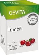 Bild på Gevita Tranbär 60 kapslar