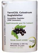 Bild på TerniCOL PRP Colostrum 50 st Sugtabletter
