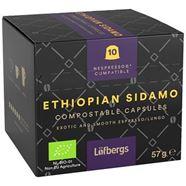 Bild på Löfbergs Ethiopian Sidamo Espresso Kapsel 10 x 5,7g