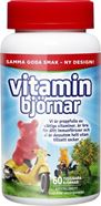 Bild på Active Care Vitaminbjörnar 60 st