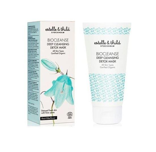 Bild på Estelle & Thild BioCleanse Detox Mask 75 ml