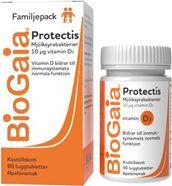 Bild på BioGaia Protectis D3 Familjepack 90 st