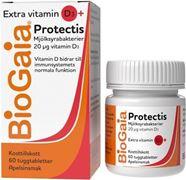 Bild på BioGaia Protectis D3+ 60 st