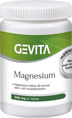 Bild på Gevita Magnesium 100 tabletter