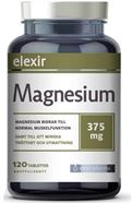 Bild på Elexir Magnesium 375 mg 120 tabletter