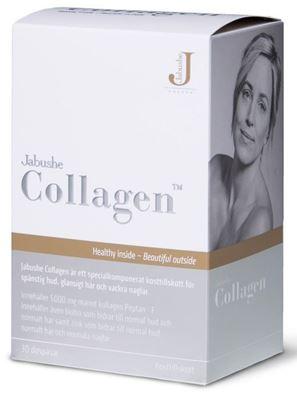 Bild på Jabushe Collagen 30 dospåsar