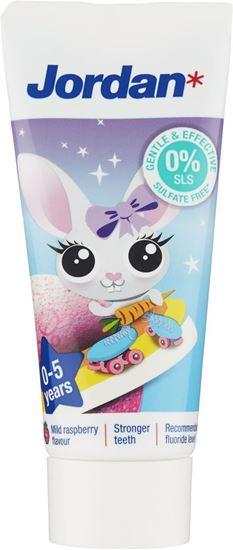 Bild på Jordan Kids tandkräm 0-5 år 50 ml